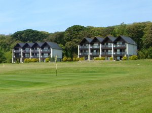The Clowance Estate golf side accommodation in Golf View Apartments